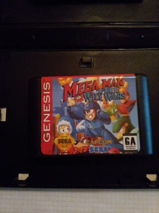 Mega Man the Wily Wars - génesis -