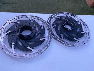 Discos Sram 160 mm center look