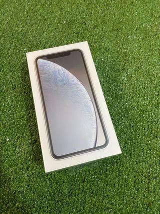 iPhone XR 128gb blanco precintado