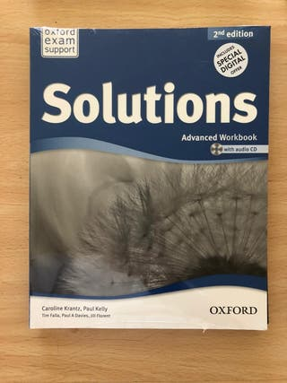 Solutions Advanced workbook