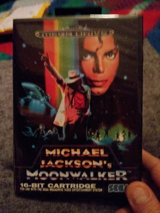 Moonwalker PAL - MD -