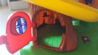Casa árbol Weebles