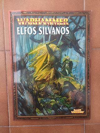Warhammer Elfos Silvanos