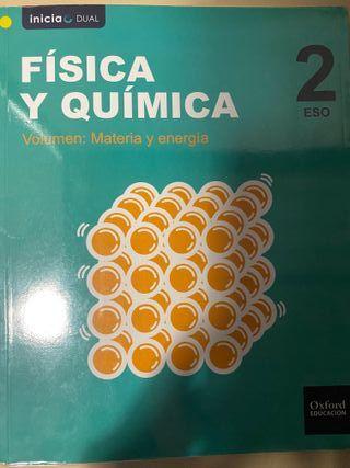 Inicia Física y Química. 2.º ESO. 9780190502423
