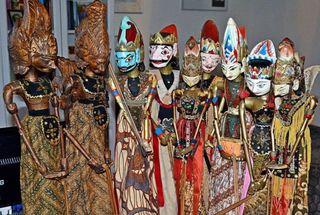 Marionetas Indonesia
