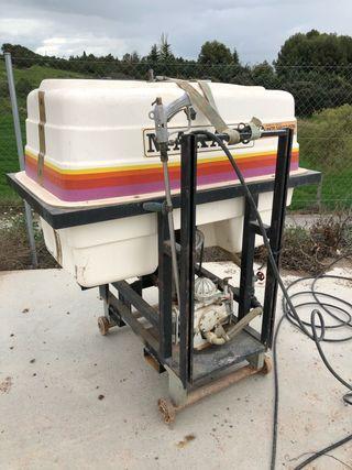 Sulfatadora makato manguera hidraulica