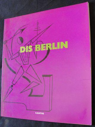 DIS BERLIN - CANTOS - CATALOGO EXPOSICION, 1990 -