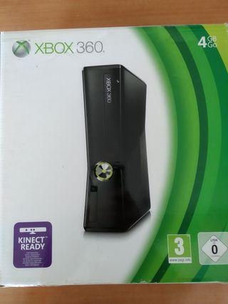 Xbox 360 4Gb.