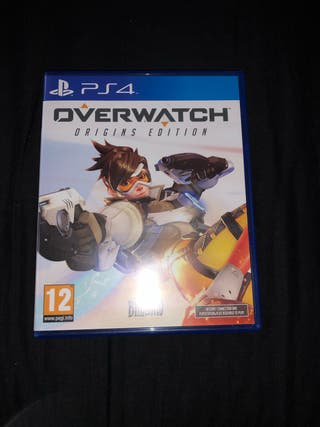 PS4 Overwatch Origins Edition
