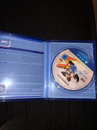 PS4 Overwatch Origins Edition