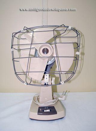 Antiguo ventilador vintage