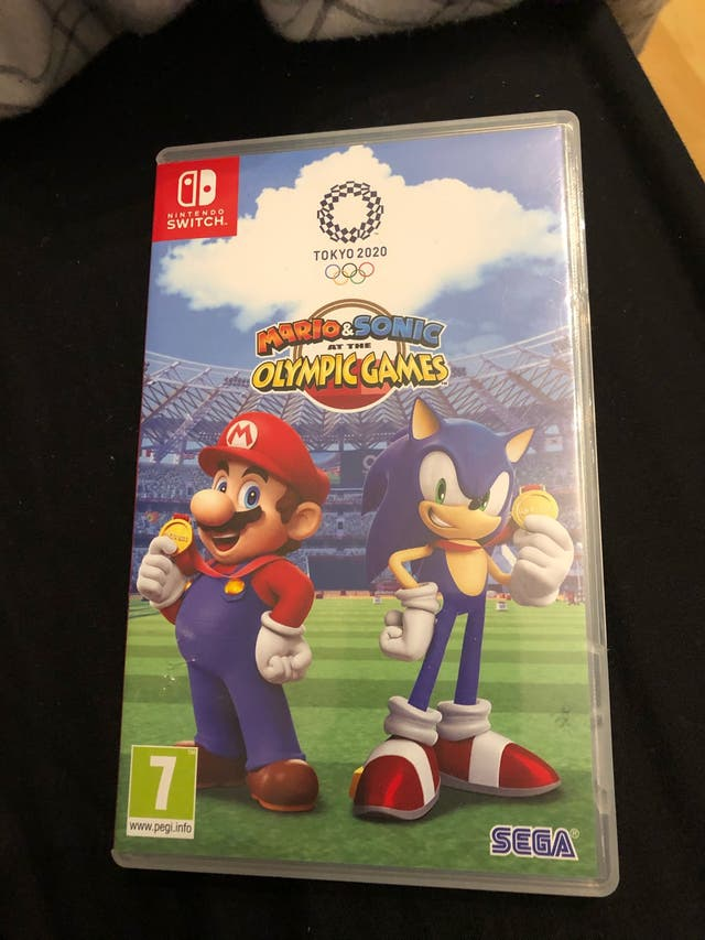 Nintendo Switch Mario & Sonic at the Olympic Games