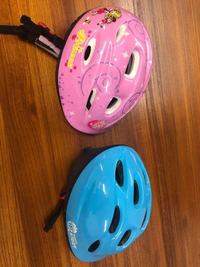 Helmets niña y niño 3-5 años