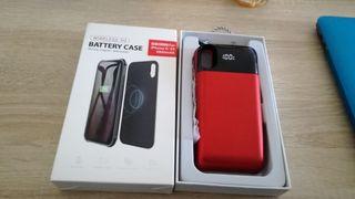 Batería externa Iphone X/XS