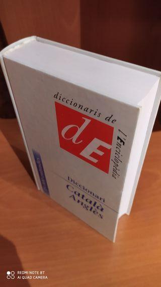 diccionario Catalán-Ingles