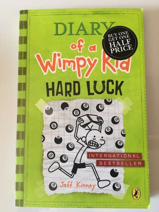 """""""Duarte of a Wimpy Kid"""" by Hard Luck"""