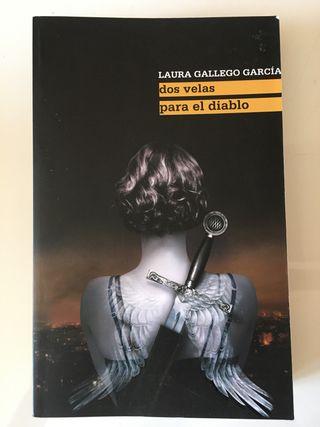 """""""Dos velas para el diablo"""" de Laura Gallego"""