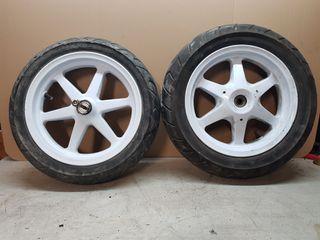 ruedas yamaha jog