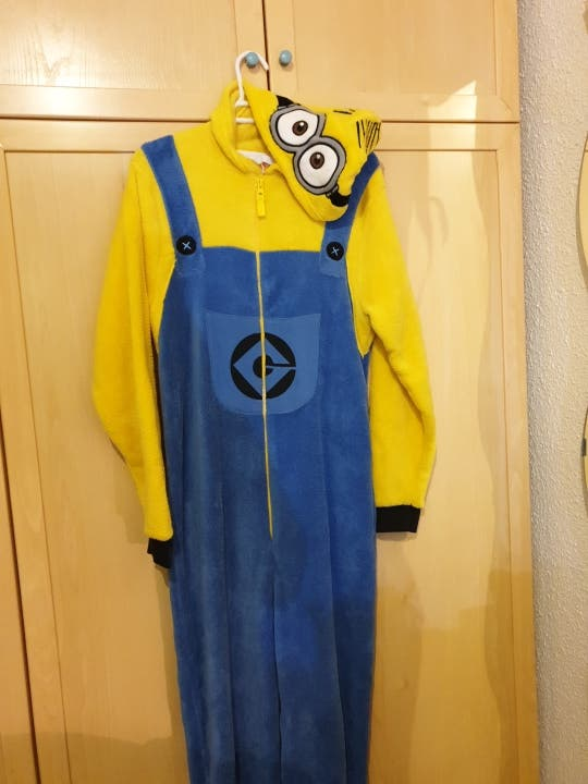 Pijama - Mono Minion.