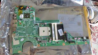 Placa base AMD portátil HP Pavilion G4 G7
