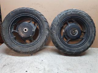 ruedas yamaha jog r