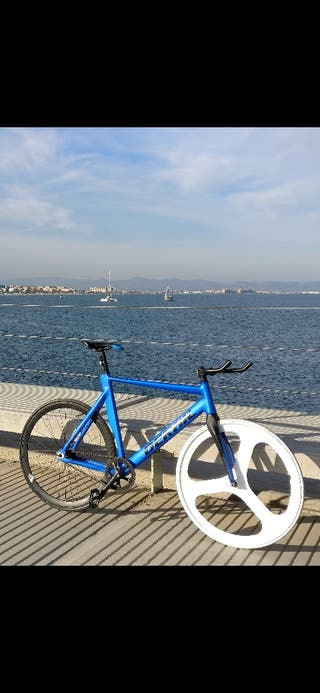 bicicleta de carretera/pista tipo fixie