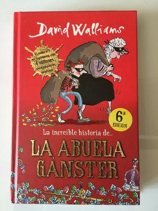 """""""La abuela gánster"""" de David Walliams"""