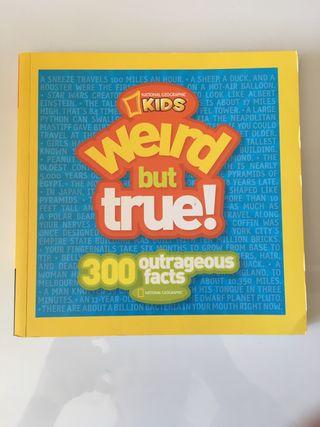 """""""Weird but true"""""""