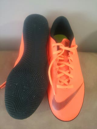 zapatillas futbol pista Nike Mercurial X talla 44