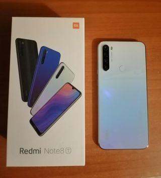 Xiaomi note 8T nuevo