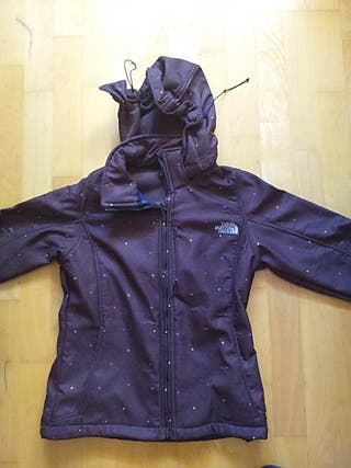 Anorak North face talla S mujer