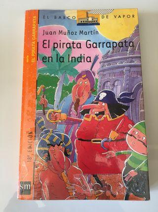 """""""El pirata garrapata en la India"""" de El Varco de V"""