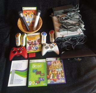 Xbox 360 SUPER LOTE!!