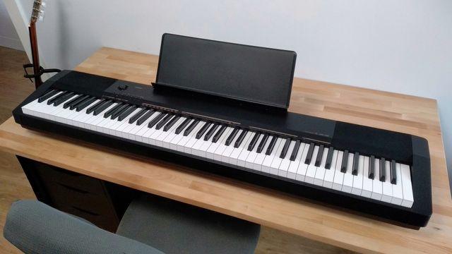 Piano digital Casio CDP-130 + soporte madera