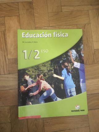 Libro de Educación Física 1 y 2 ESO