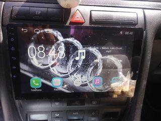 pantalla coche