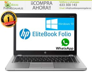 Portátil Hp UltraBook EliteBook Folio 9470m, i7/8G