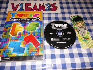 Ttris Classic Games collection Tetris Pc