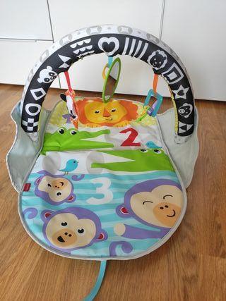 Manta de juego para bebé Gimnasio transportable