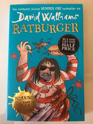 """""""Ratburger"""" de David Wallians"""