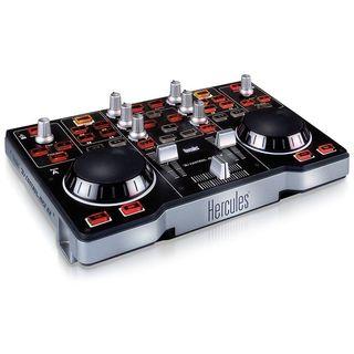 Mesa de mezclas hercules dj control mp3 e2
