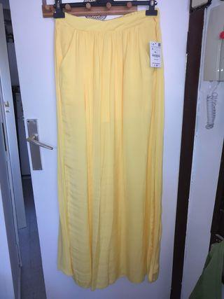 Falda larga NUEVA con etiqueta
