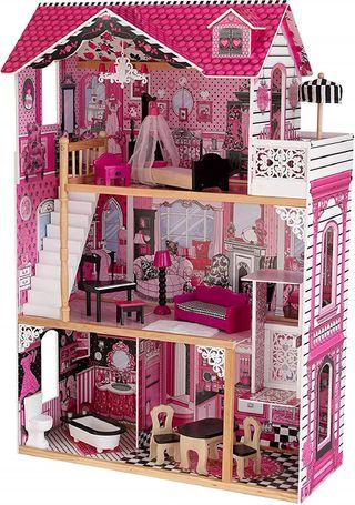 Casa muñecas Multicolor Kidkarft 120cm NUEVA