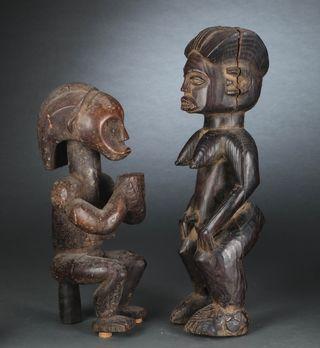 estatuas madera antiguas fang