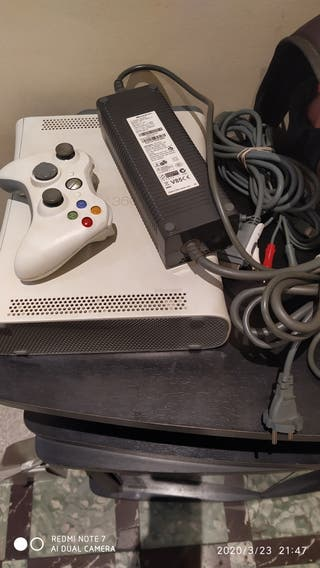 Xbox 360(fat)Piesas