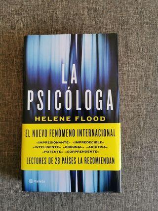"""Libro """"La psicóloga"""""""