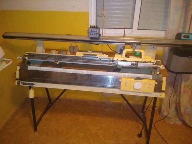 tricotosa máquina de tejer