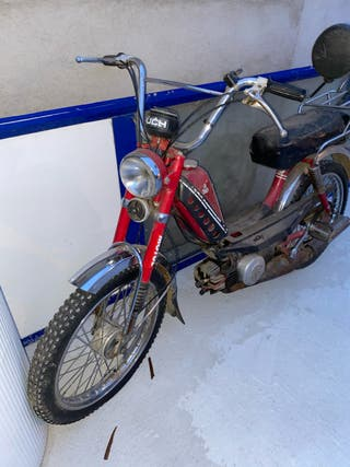 Puch x30 automatic