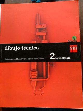 Libro de texto de Dibujo Técnico para 2 de Bach