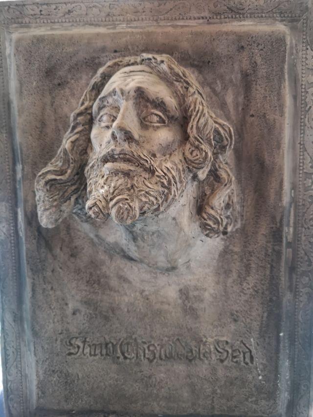 cuadro del cristo de la sed, sevilla